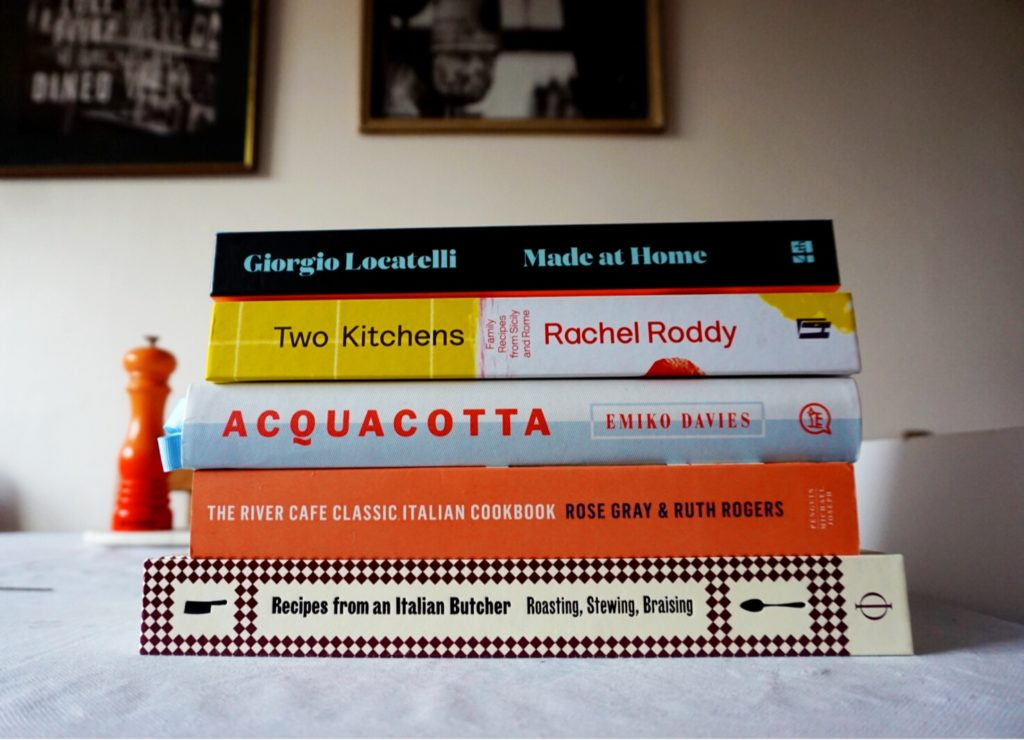best Italian cookbooks 2017