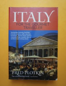 Italy for the Gourmet Traveller - Fred Plotkin