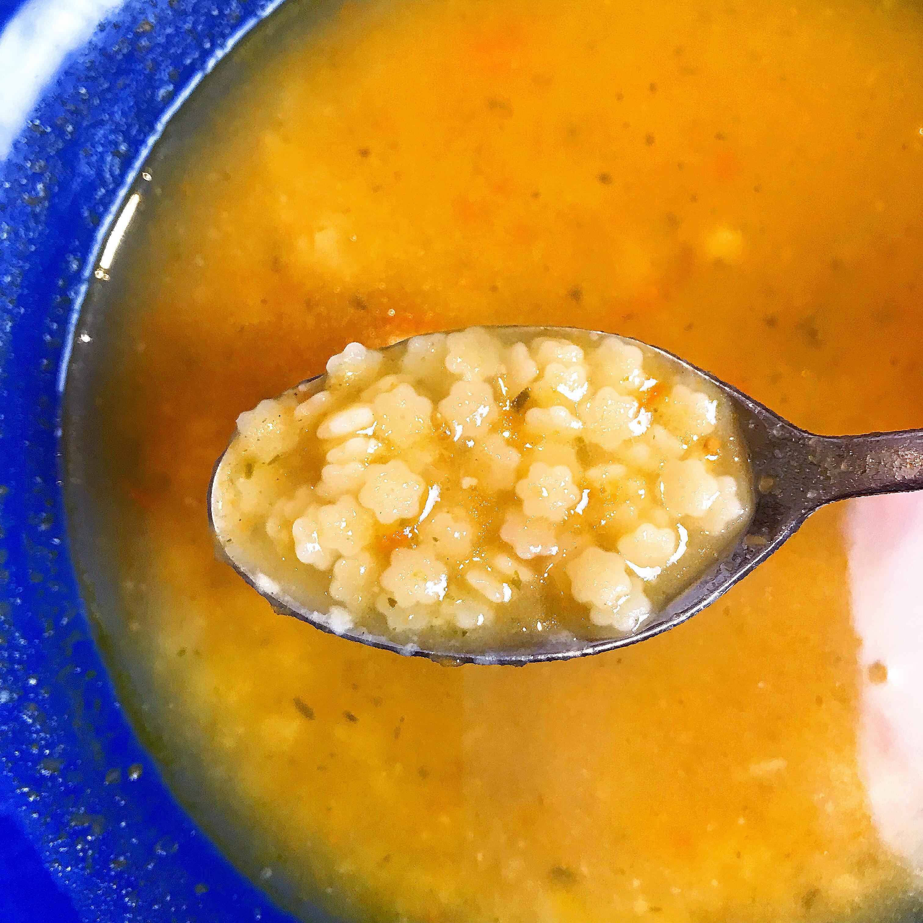 TTI Detox Vegetable Soup