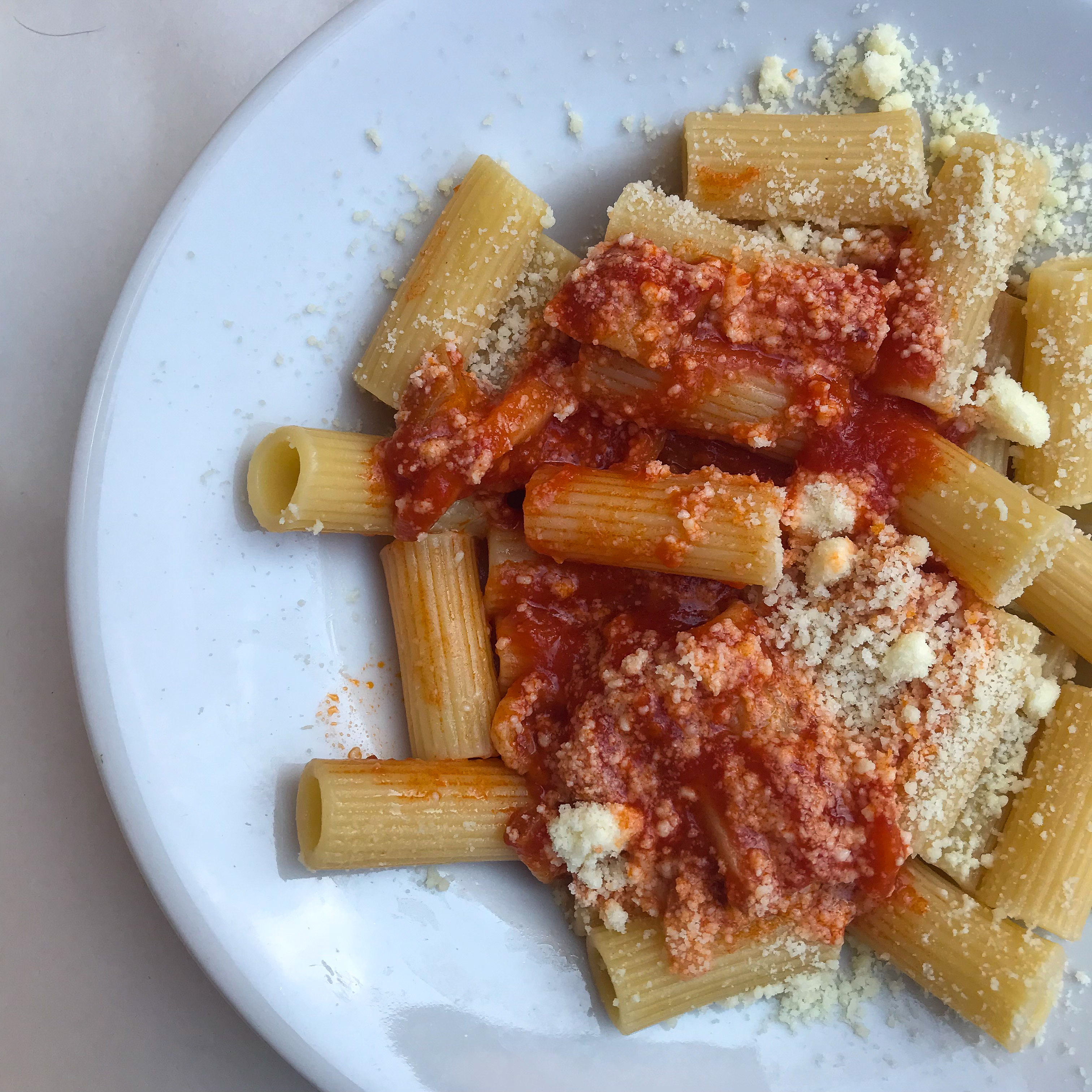 Amatriciana pasta