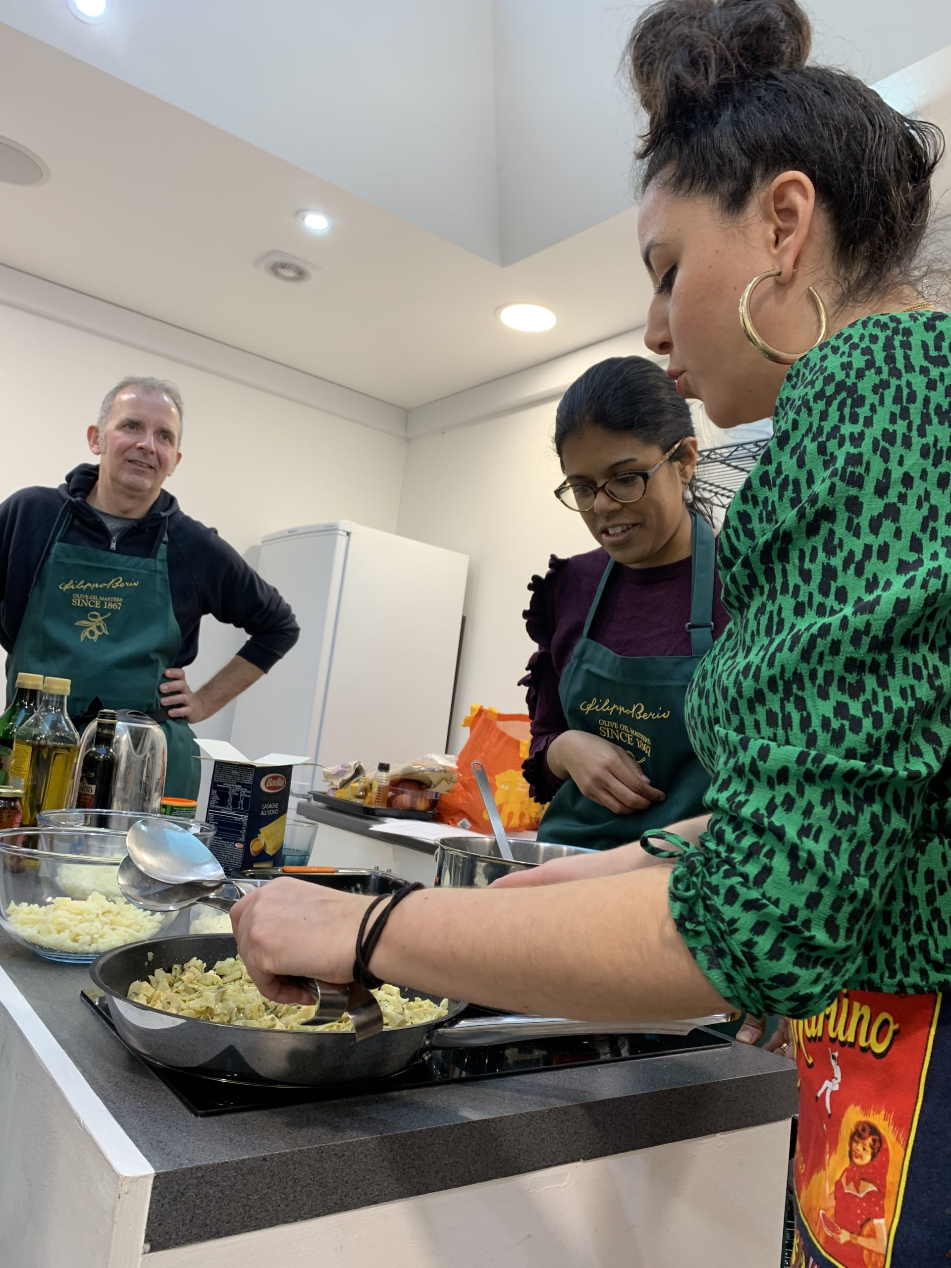 The Tiny Italian Private Cooking classes
