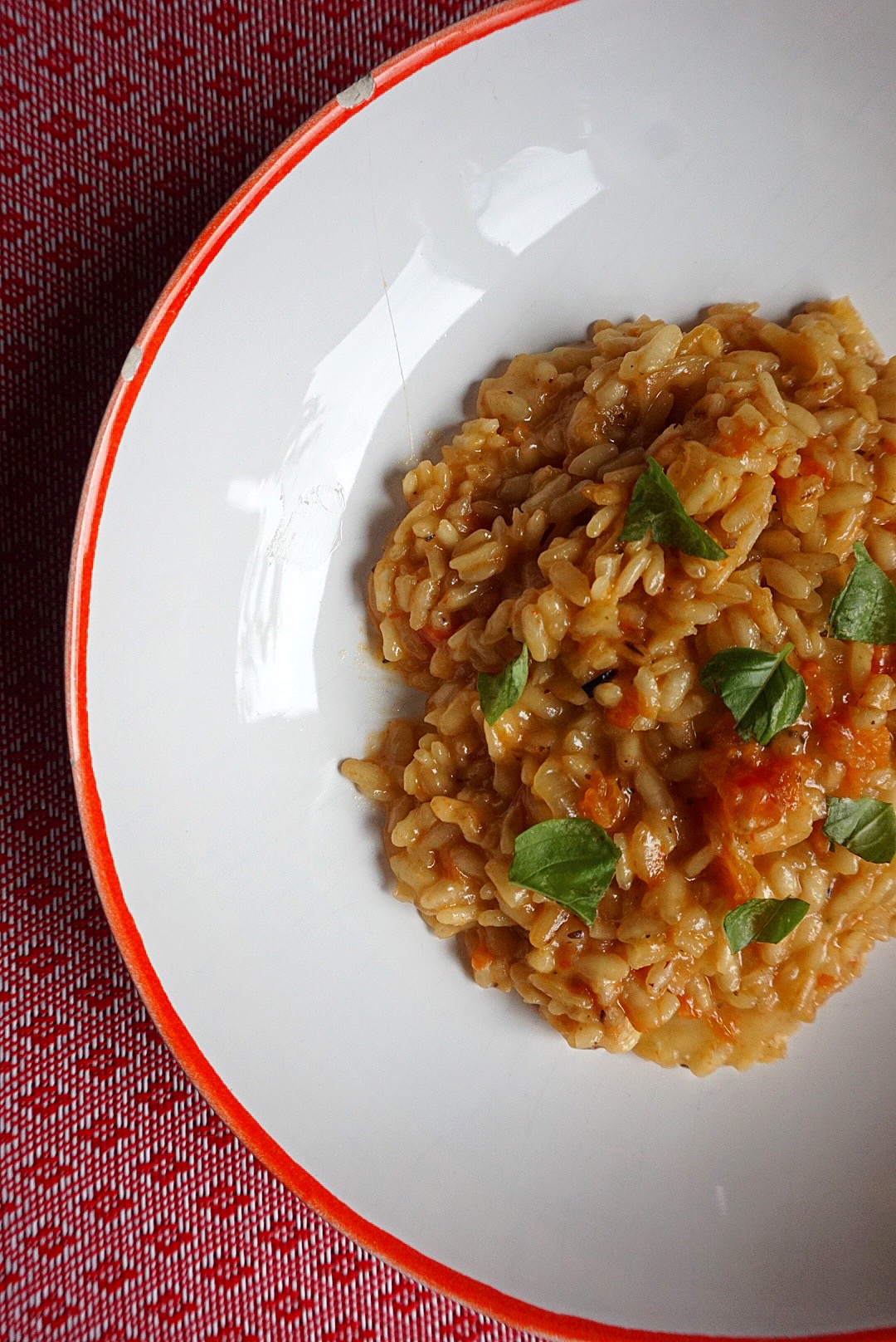 how to cook perfect risotto by The Tiny Italian