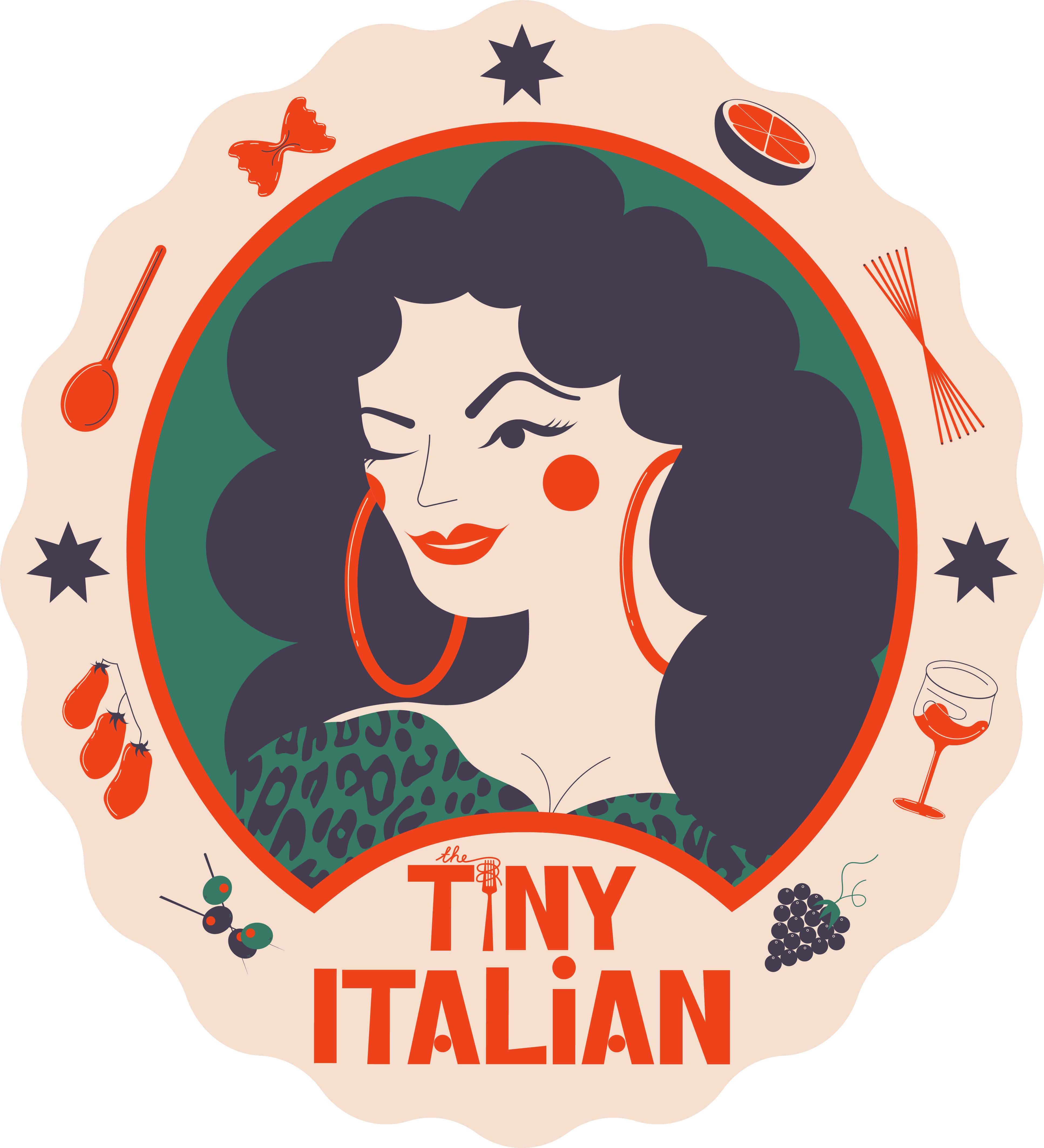 PAOLA MAGGIULLI The Tiny Italian
