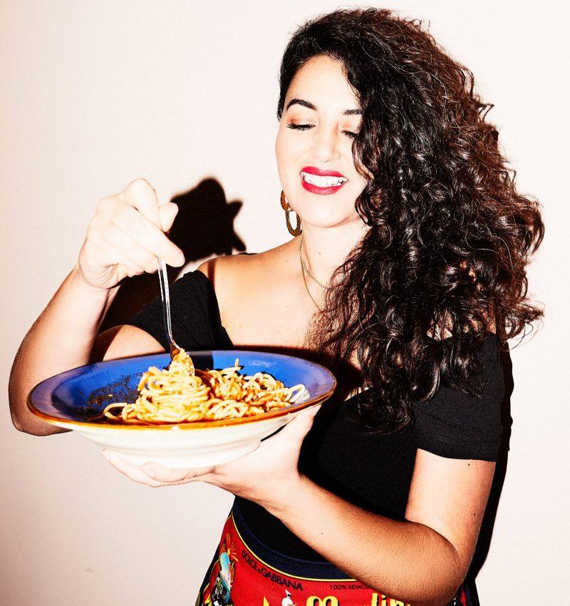 Paola Italian Cooking experiences @thetinyitalian