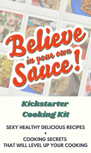 Kickstarter Cooking Kit Healthy Delicious Recipes Cooking Secrets - Tiny Italian email sign up