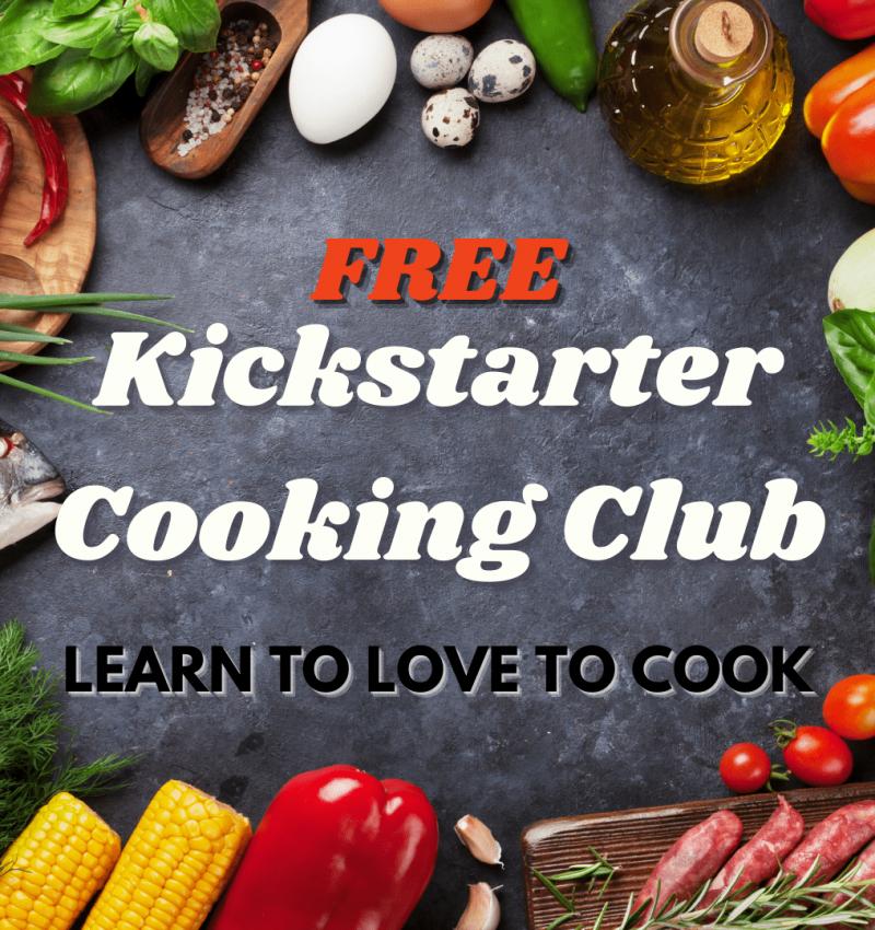 Tiny Italian Free Kickstarter cooking club